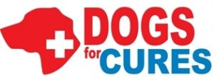 Dogs for Cures trained medical service dogs